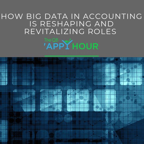 How Big Data in Accounting Is Reshaping and Revitalizing Roles From the Bottom Up