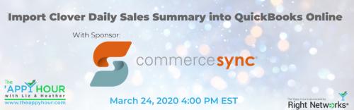 Commerce Sync Slider image