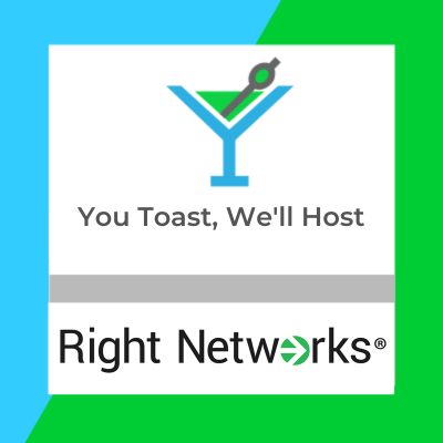 You Toast, We'll Host