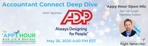 'Appy Hour Open Mic with Matthew Fulton and ADP