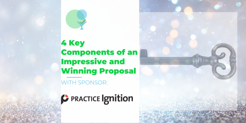 4 Key Components of an Impressive and Winning Proposal