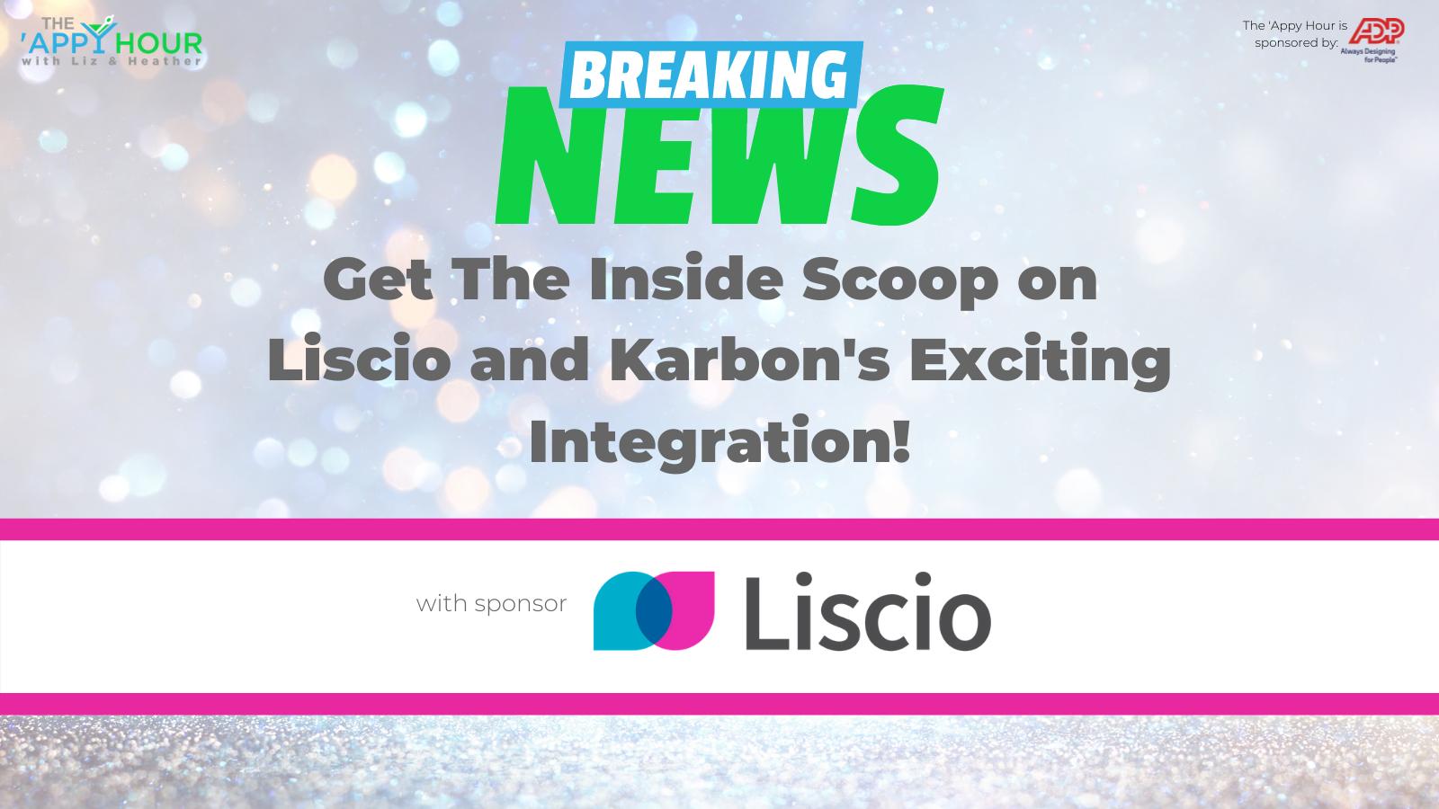 Optimize Your Workflow With Liscio + Karbon