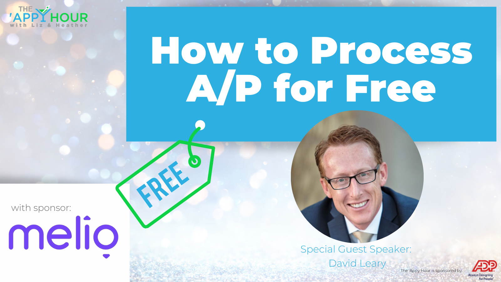 Process A/P for free