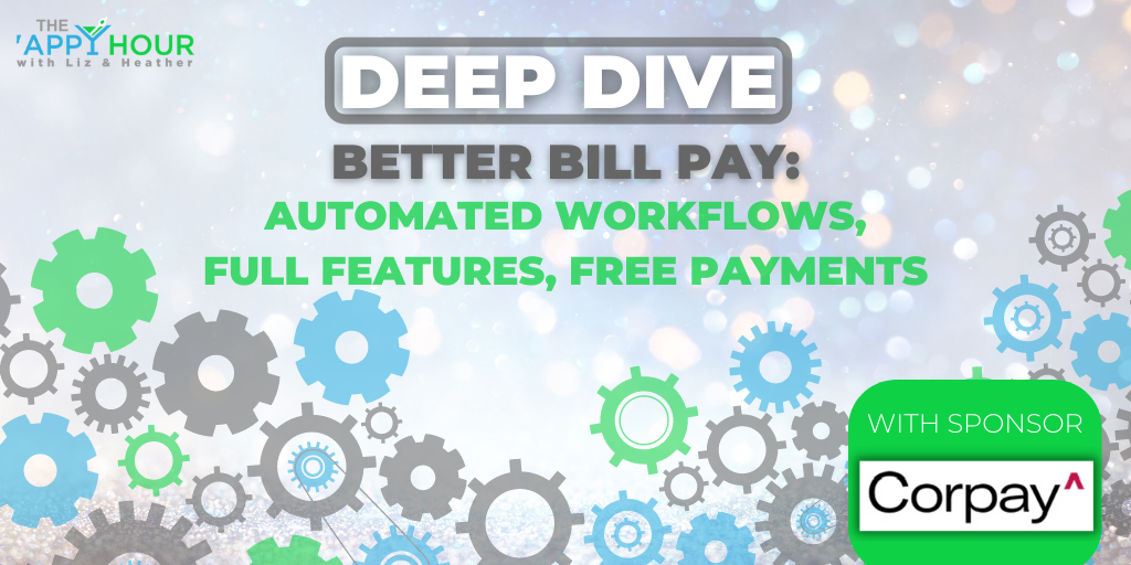 Better Bill Pay: Automated workflows, full features & free payments