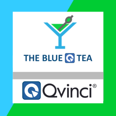 The Blue Q Tea