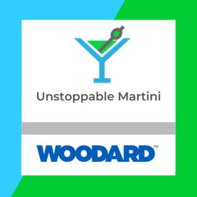 Unstoppable Martini