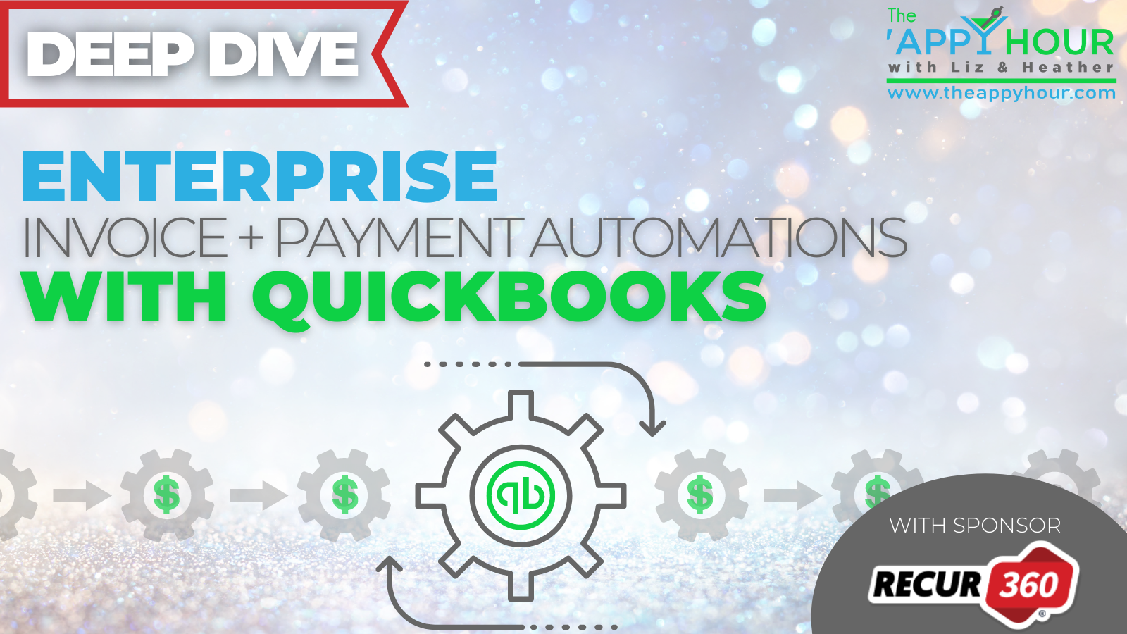 Recur360 Offers Enterprise Invoice and Payment Automations for QuickBooks